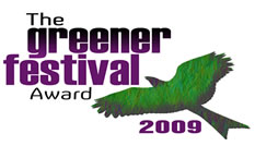 Greener Festival Award